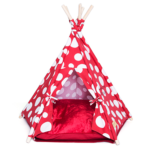 Thank you teepee tent (medium)